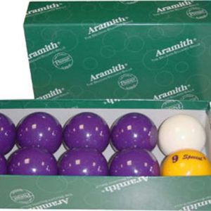 billes jeux 9 special 50.8mm aramith 1